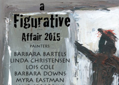 A Figurative Affair 2015- Reception First Friday May 1, 5 -9 pm