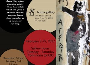 A Figurative Affair- Opening First Friday February 3, February 3-27