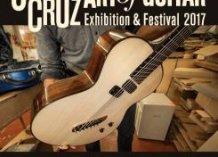 Santa Cruz Art of Guitar Exhibition and Festival until July 15